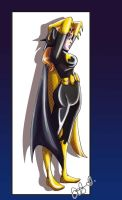 Batgirl Unmasked by its-jst-me