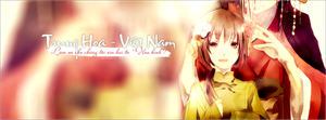 Cover facebook China x Vietnam - We want peace! by Aoi-KAWAII