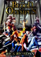 The Blood Of Olympus Indonesian cover by RuiTako