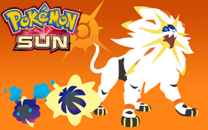 Pokemon Sun - Wallpaper