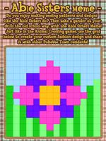 PKMC - Flower Pattern by RanebowStitches