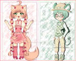 (Batch#1)-OPEN 1/2 by Ouma-For-Adopts