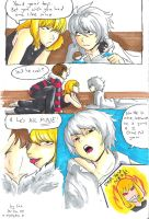 Mello is Near's bitch by Go-Devil-Dante