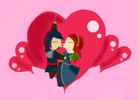 An Assassin's Valentines Day by scitt