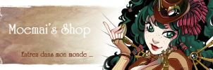- My Shop - by Moemai