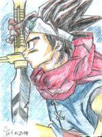 The guy from Dragon Quest by rcvalkyrie