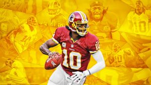 Robert Griffin III Wallpaper by rhurst