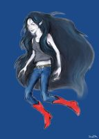 Marcy by BlueAsTheSun