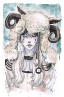 WINTER Warrior by CARLATIONS