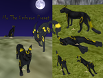 Mo the Umbreon FH Preset by CheezieSpaz