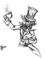 The - New- Mad Hatter by SBarbossa