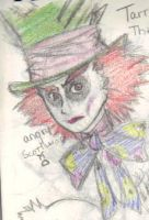Mad Hatter Head by ocmaker101