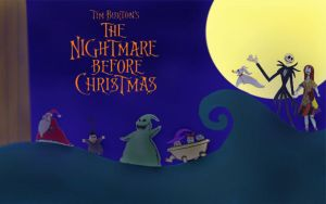 The Nightmare Before Christmas by Lilostitchfan