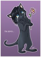 Xion kitty is sorry by Nyaasu