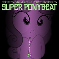 Super Ponybeat Vol. 042 Mock Cover by TheAuthorGl1m0