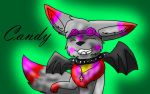 Candy for a contest by charizardlover4