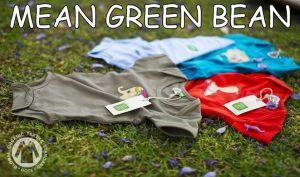 Exclusive Organic Baby Clothes in Australia by Mean-Green-Bean