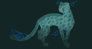 Auction Cat SOLD by Rhenae