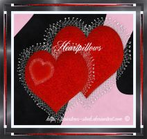 heartpillows by priesteres-stock