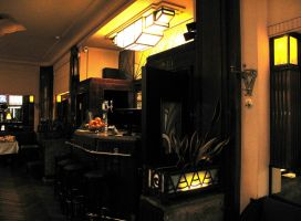 Art Deco Bar by Smaragd01