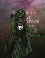 Muse Of Space by Bright-Smoke