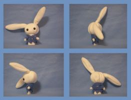 T.A: Shia the Bunny by Xeohelios