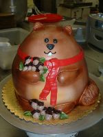 Squirrel Cake by Kahlan4