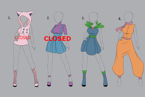 Adopt Design November 6 (OPEN) by MikaStyle