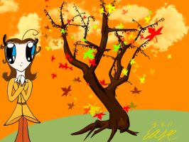Welcome Autumn by erisama