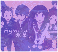 Hyouka, dunno by HoneyCookie