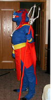 LOL- Ganon Costume2 by Scatha-the-Worm