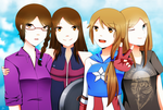 Avengers Style! by catgirl1431