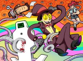 Superjail by SeaGerdy