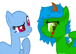 Free collab (Kill me!) by doomsday120