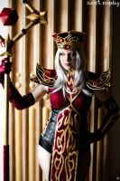 Priestess by Xero-Cosplay