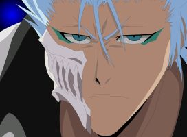 Grimmjow: heal him by Mifang