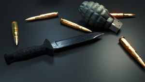 weapons by graphie72