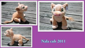 Nala cub 2011 by Laurel-Lion