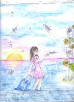 Dream cather.. by Linci-chan