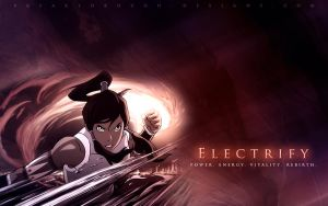 Legend of Korra Wide Wallpaper by BreakthroughDesigns