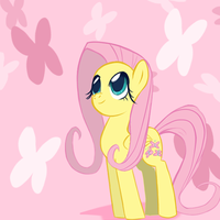 Fluttershy by Isa-Isa-Chan