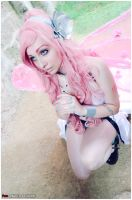 Luka Megurine - Blame Of Angel Cosplay VII by ArashiHeartgramm