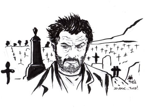 So long tuco, Eli Wallach tribute by ragnolc