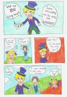 Italy in Wonderland - Page 17 by CaptainAki13