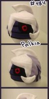 Palkia hat by Hazuza