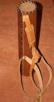 Leather LARP quiver by Arnakhat