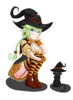 Halloween :D by chechoski