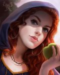 Poisoned apple by Pepe-Navarro
