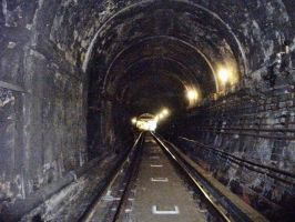 Thames Tunnel proceedings by chaobreeder16