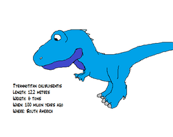 Tyrannotitan chubuitensis Fact file by koopalings98